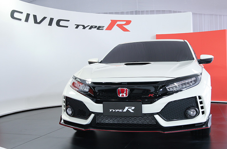 The Type R Is Hondas Iconic Racing And Sports Model Whose Name Reputation Almost Cult Like