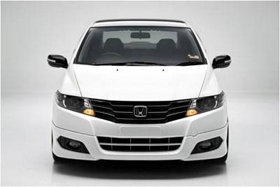 Honda City Concept