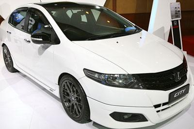 Honda Honda City Concept