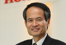 Honda Malaysia's New MD & CEO, Mr. Toru Takahashi.