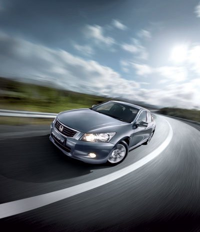 Accord owner may opt for an extended maintenance service or a Garmin GPS during Honda 3S Campaign period