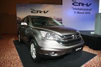 New CR-V.