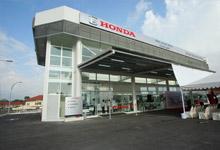 Jimisar Motors New Honda 3S Centre.