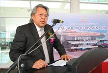 Dato' Ismail Salleh, Managing Director of Jimisar Motors Sdn. Bhd.