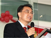 Mr Jonathan Kok Keng Fai, Managing Director of Macinda Auto Sdn Bhd.