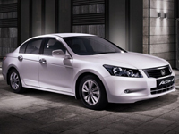 Honda Accord 2.0 VTi-L Front View
