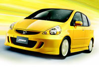 Honda Jazz Jazzes Up With A New Colour
