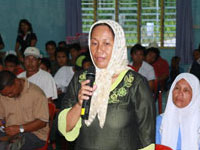 A Mother's Hope - Sukau, Kinabatangan