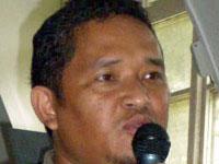 Encik Eduan Bah Chimpok - Pastor in Gopeng