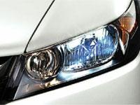 Smoke auto headlights & HID.