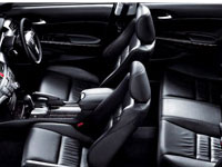 The most spacious sedan in its class