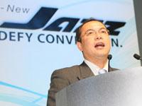 Mr. Kohei Hitomi, Chief Engineer, Representative of Automotive Development, Honda R&D Co. Ltd.