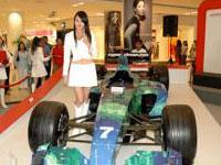 Honda race machine, RA107