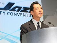 Mr. Fumihiko Ike, President & Chief Executive Officer of Asian Honda Motor Co. Ltd.