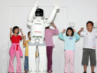 ASIMO's Rasa Sayang dance in Johor gave his road tour a Malaysian twist.