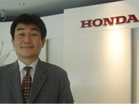 New Managing Director and Chief Executive Officer, Atsushi Fujimoto.