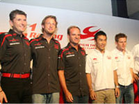 Honda spreads F1 fever to Malaysians