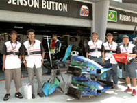 Honda Racing F1 Party 2007