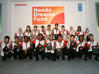 Honda's Power of Dreams extended to 20 Inaugural Scholars