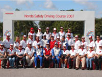 A Lifetime Worth of Safe Driving Lesson for Honda Customers