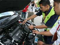 Honda i-DSI Fuel Efficiency Challenge