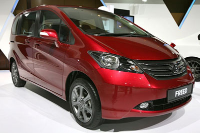 Honda Freed Concept