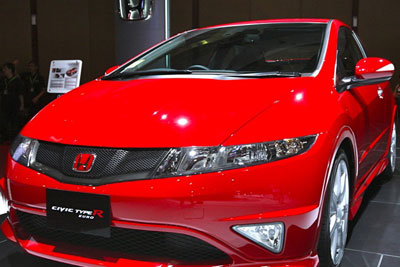 Civic Type R Euro