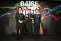 Sales Advisor of the Year, Mr.Vincent Tan