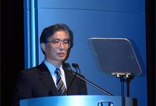 Mr. Kenzo Suzuki - Executive Chief Engineer and Representative of Automobile Development from Honda Motor Co. Ltd.