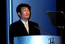 Mr. Atsushi Fujimoto - Managing Director & Chief Executive Officer of Honda Malaysia Sdn. Bhd.