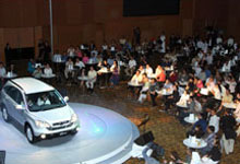 Honda Customers Feted at 'All New CR-V Night'