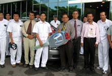 Honda Contributes Practical Learning Experience