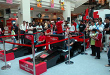 Honda revving up F1 fever in Malaysia through roadshows'