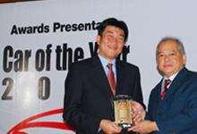 Midi MPV Award - Honda Stream