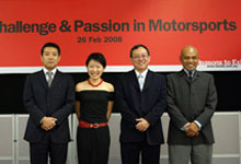 TOC Students Gets Once-in-a-lifetime Chance to Meet F1 Drivers